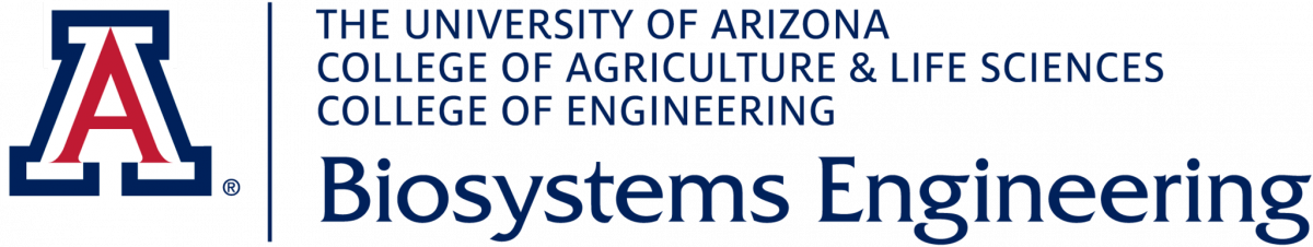 UA Biosystems Engineering Logo