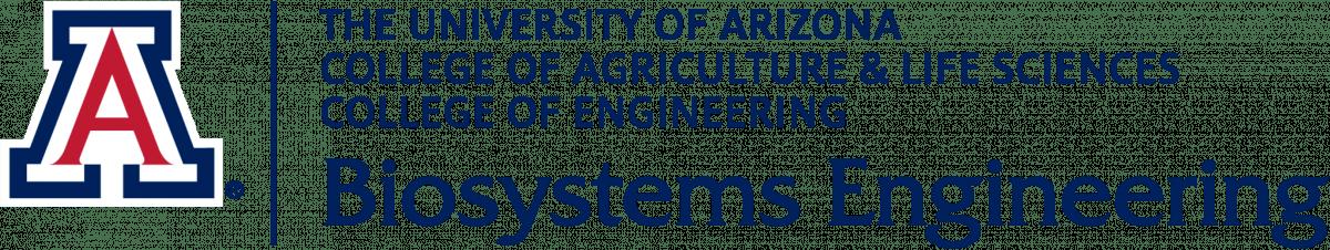 UA Biosystems Engineering Logo